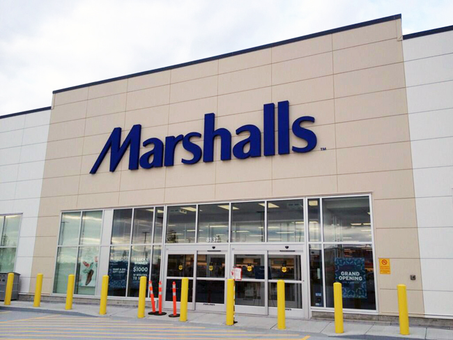 Marshalls Storefront